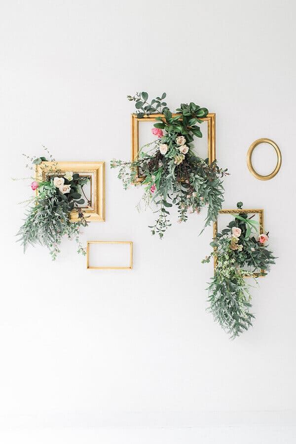 Minimalist - There is a full world of wedding theme ideas to adapt to your needs and taste. Here are 51 unique wedding theme detail ideas for getting married in style! For more wonderful ideas, check http://glamshelf.com !