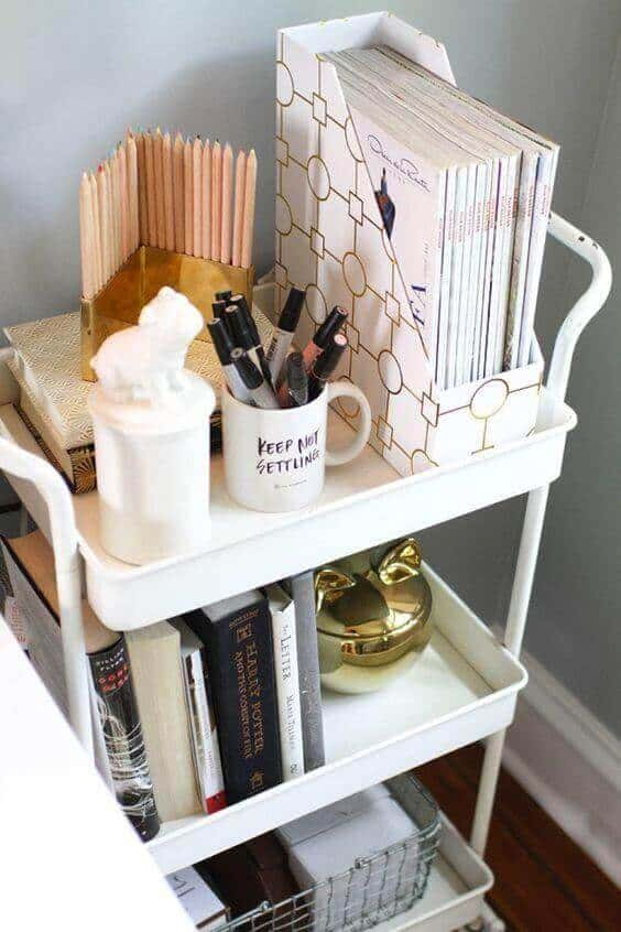 After going through our bundle of ideas, why not use these as inspiration to find other uses for other storage hacks? For more ideas like this one go to glamshelf.com