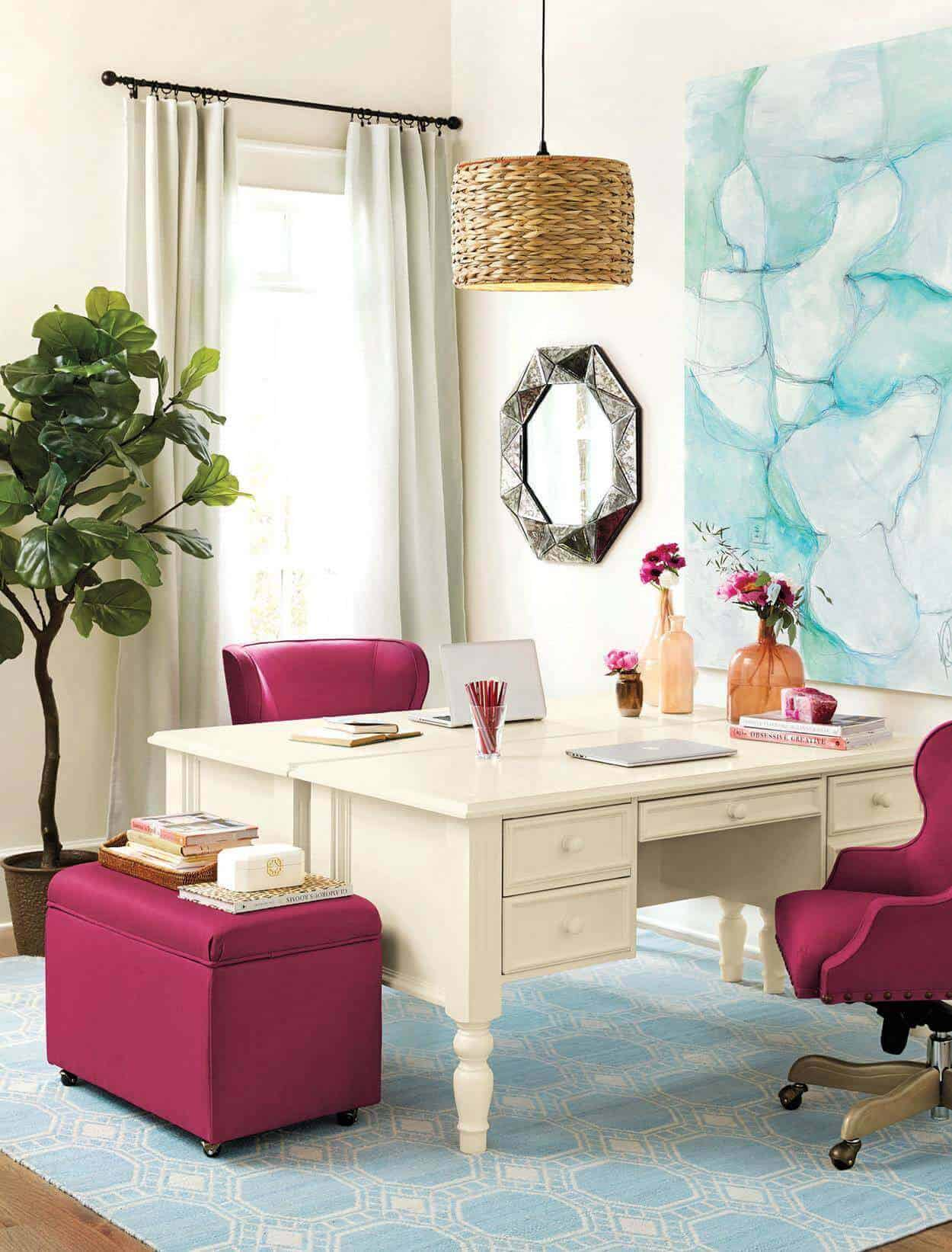 By rethinking the office layout, you can access the available space to understand how you can make your two person office design in the best way possible.